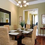 Paint Ideas For Dining Room And Living Idea