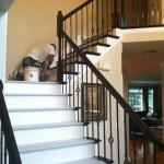 Paint Stair Treds Home Design
