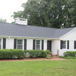 Painted Brick Houses Before And After