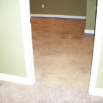 Painted Floor Tiles Diy