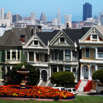 Painted Ladies Houses Flickr