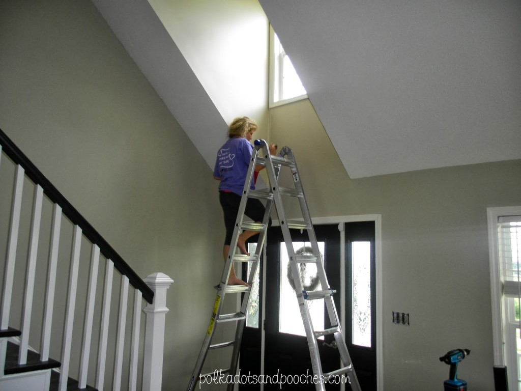 Painted Vaulted Ceilings