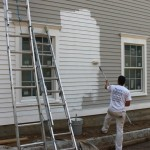Painter Chatham Exterior New Construction House