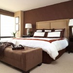 Painting Accent Wall Good Paint The Bedroom Image