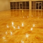 Painting Concrete Floors For Better Look