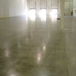 Painting Concrete Floors Large Rooms