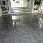 Painting Concrete Floors Shelves Design