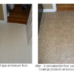 Painting Floors And Tile
