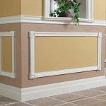 Painting Wainscoting Royal Design