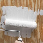 Painting Wainscoting White Colour