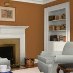 Patrician Burnt Orange Living Room