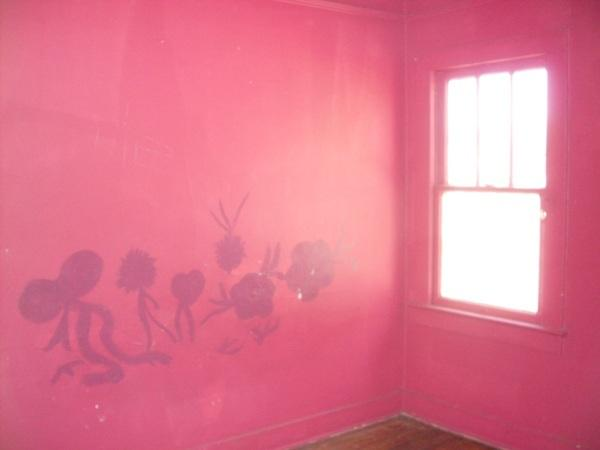 Pink Wall Paint Ideas