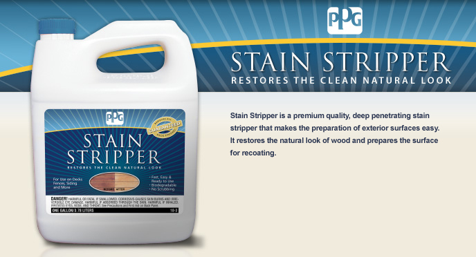 Pittsburgh Stain Stripper Professional And Paint