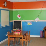 Playroom Almost Done Decided Paint The