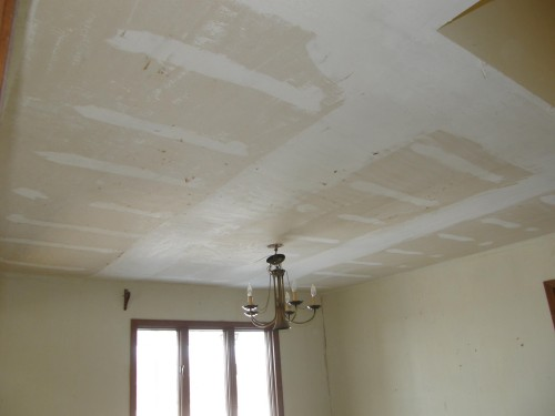 Popcorn Ceiling Removal Laminate