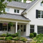 Popular Posts Did Painting The Brick Exterior Our Home