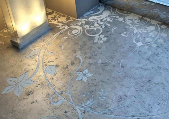 Reference Selecting Tiles Flooring Concrete Floor Design Ideas