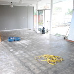 Removing Paint From Concrete Floor