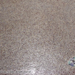 Residential Concrete Garage Floor