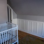 Room Paint Ideas For Living Wainscoting