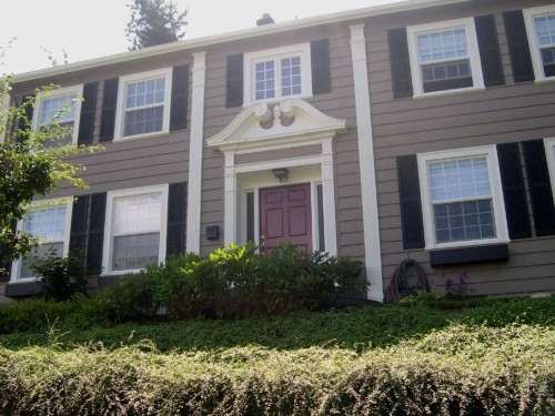 Seattle Paint Removal Exterior Painting Project