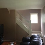 Sherwinwilliams Trusty Tan And Eminence Ceiling Paint