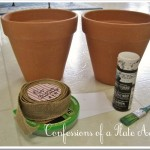 Simple Clay Pot Painting Ideas Confessionsofaplateaddict