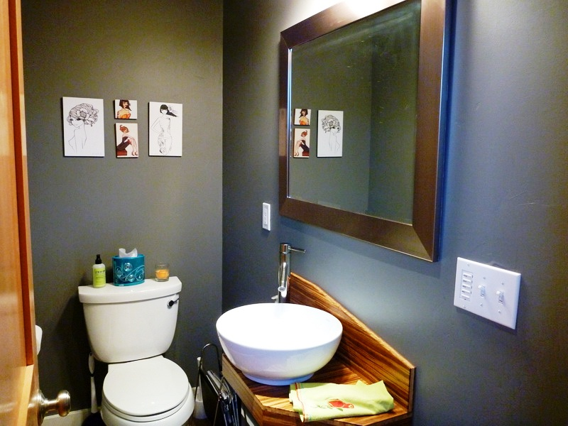 Small Bathroom Paint Color Ideas Pictures