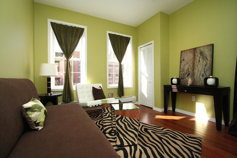 Small Living Room Paint Design And Lighting