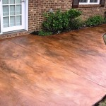 Stained And Painted Patio Source Charlotte Backpage