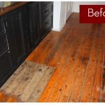 Talk Wood Floor Makeovers Shall Particular Painted Floors