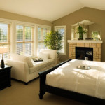 The Bedroom Wall Painting Ideas Brown