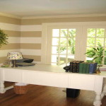 The How Painting Stripes Walls Ideas