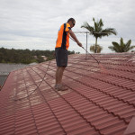Tile Roof Painting
