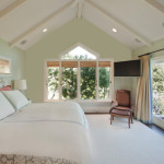 Vaulted Ceiling Window Treatments Home Design