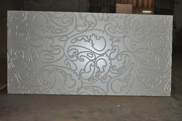 Wall Finishes Pearl White