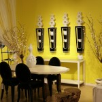 Wall Paint Ideas The Modern Home Decor Yellow Painting