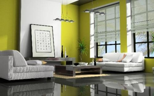 Wall Painting Fun Ideas Living Room Paint
