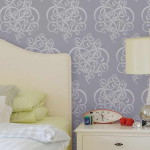 Wall Stencils Modern Easy Diy Decoration