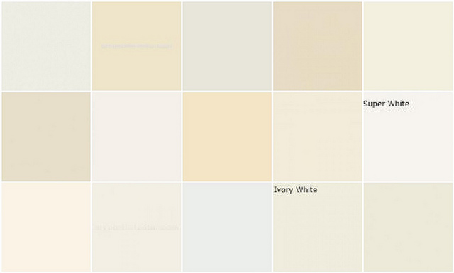 White And Off Paint Colors Designer Favorites For Trim