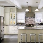 White Clean Home Depot Cabinet Ideas
