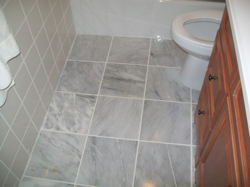 White Marble Floor Tile Paint Cool Floors And Stylish Backsplash