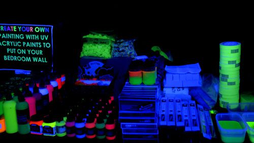 Above Image Range Black Light Products Near
