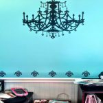 Above Part Beautiful Home Style Tiffany Blue Wall Paint