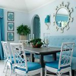 Above Segment Beautiful Home Style Tiffany Blue Wall Paint