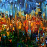 Abstract Painting Ideas Acrylic Modern Paintings