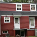 After Exterior Home Painting Wood Siding