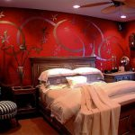 Amazing Modern Red Bedroom Furniture Pics And Decorating Ideas