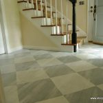 Annabellea Jeri Shows The Gorgeous Floor That She Painted
