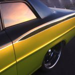 Appeal The House Kolor Kandy Lime Gold And Custom Black Paint